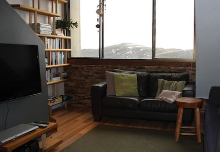 Our Hotham Home with a View