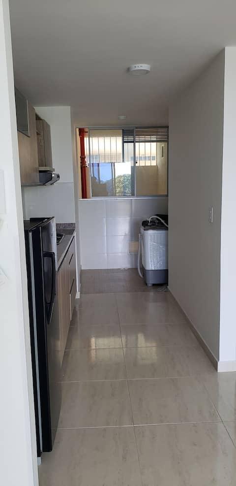 Habitación cómodas y de buen alojamiento