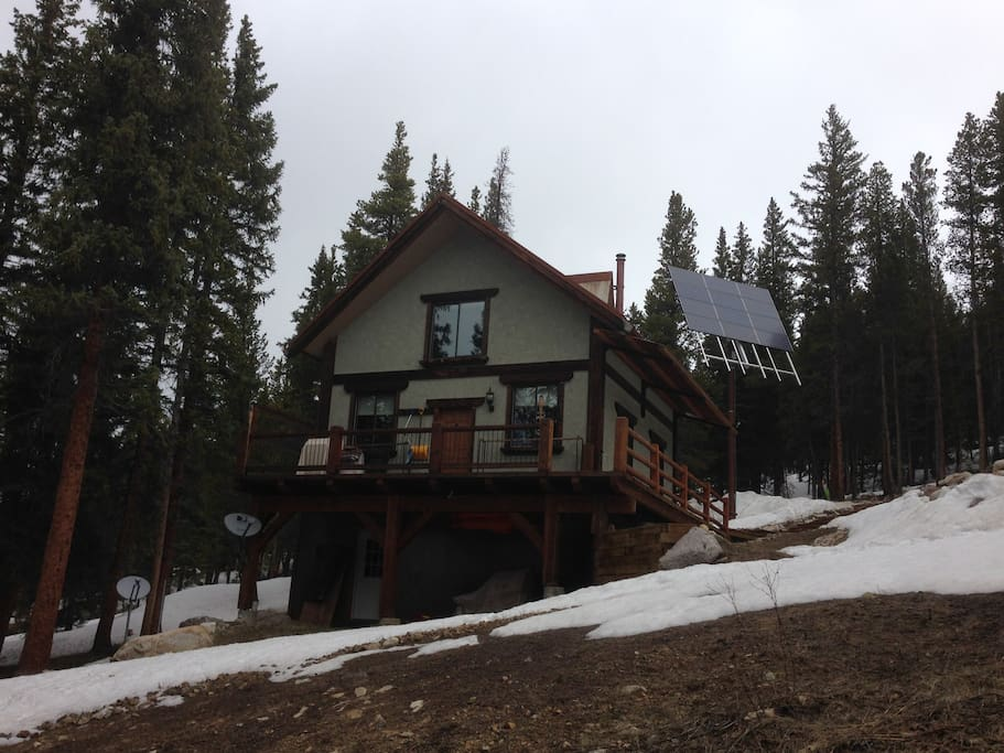 Tennessee Pass Cabin Houses For Rent In Leadville