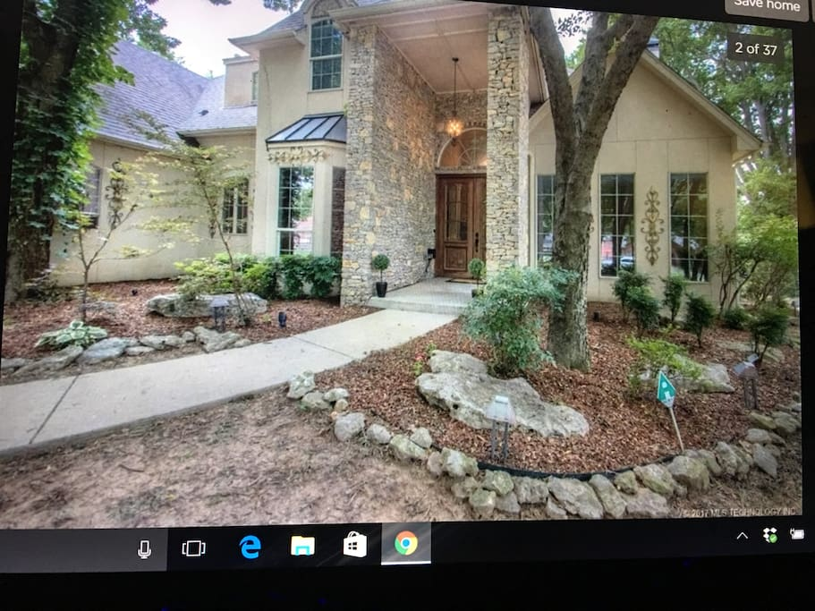 Bed Room House For Rent Owasso