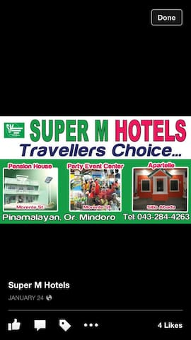 traveller's choice - Pinamalayan - Bed & Breakfast