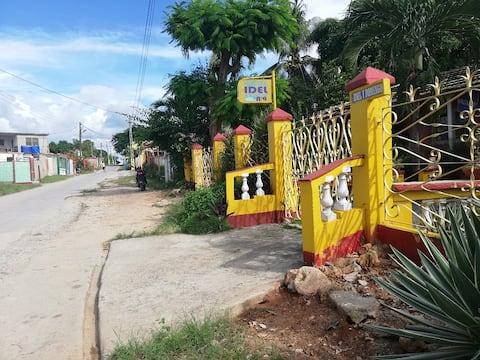 Hostelli Idel ja sunnuntai Playa la boca