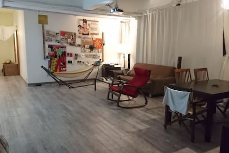 To kwa wan huge and cozy room rent - Kowloon City District