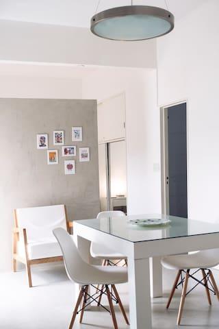 PALERMO SOHO -Luminoso apartamento 1-2  Huespedes!