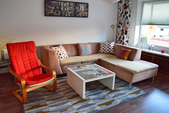 Aalexstyle, enjoy the comfort and relax! - Wolfenbüttel - Apartemen