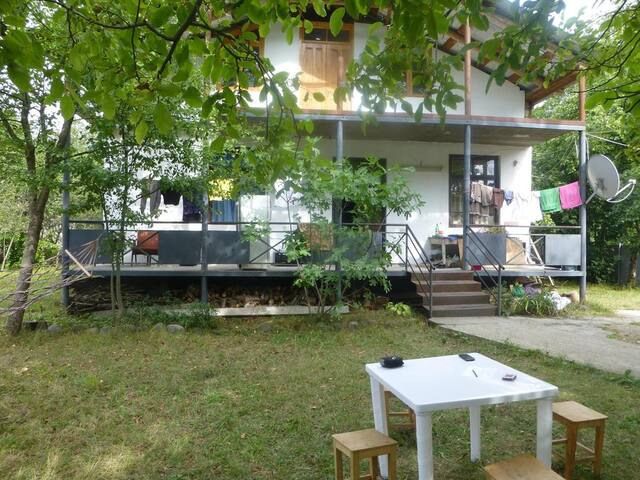 Madona's house - Racha