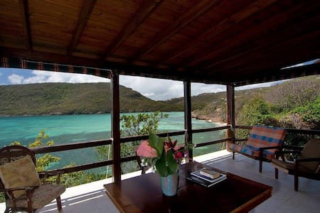 Look Yonder Villas - Leeward Cottage, Bequia