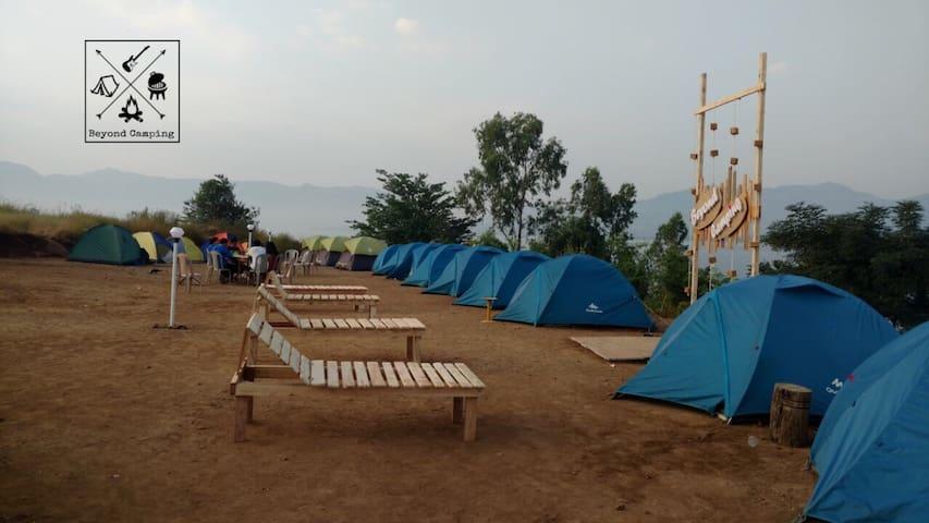 Beyond Camping @ Pawna Lake