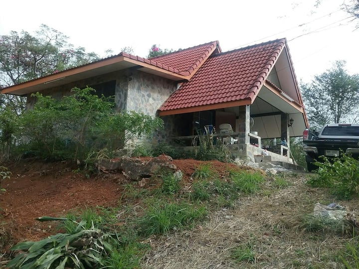 Mountain house pakchong khaoyai บ้านบนเขา วิวสวย