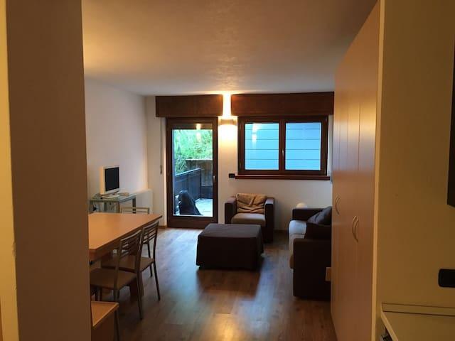 Grazioso appartamento ad Oga