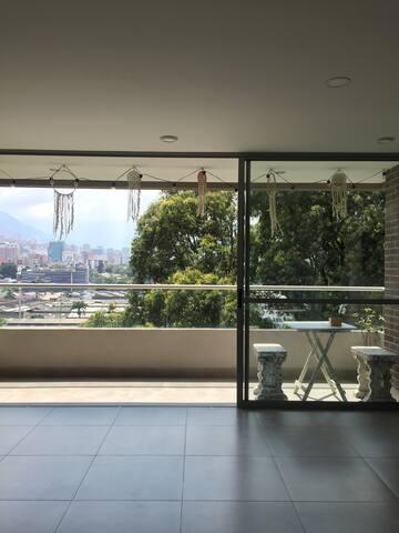 Apartamento con hermosa vista en Ciudad del Río