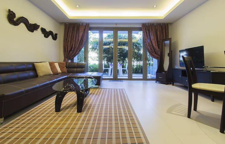 Pearl of Naithon pool access condo - Sa Khu - Apartment