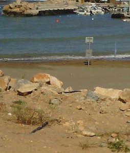 PROTARAS BLUE SEA  APARTMENT_2 - パラリミニ - アパート
