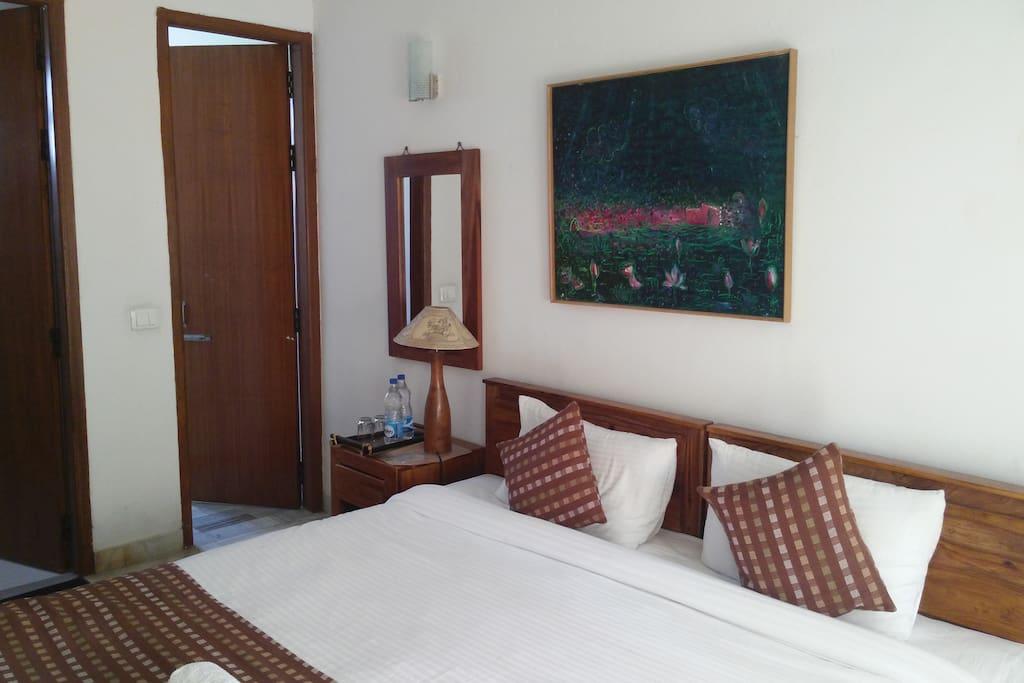 Asthetic Premium rooms
