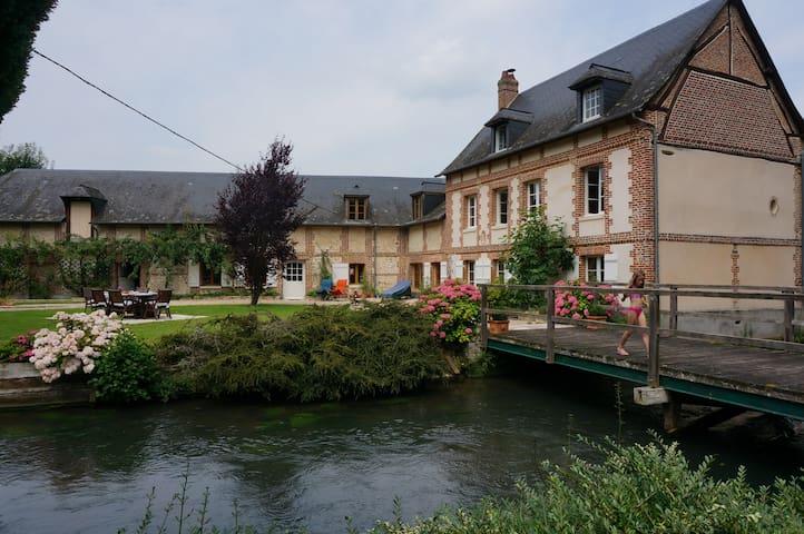 Moulin De La Valette - Perriers-sur-Andelle - House