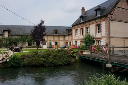 Moulin De La Valette - Perriers-sur-Andelle - Haus