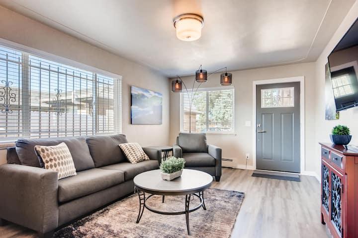 New, Executive Rental, Central- Sloans Lake