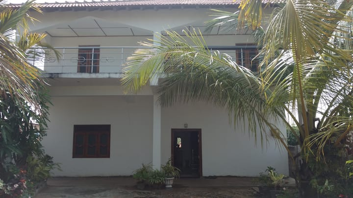 The Mullaitivu White House