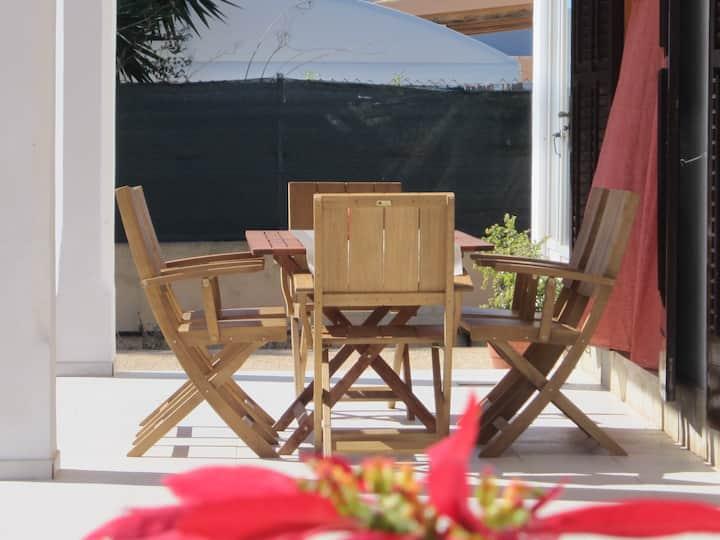 Casa de campo en Ibiza, ideal familias