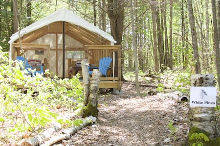 Harmony Outdoor Inn - Parry Sound - Zelt