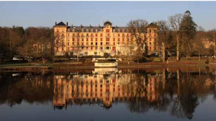 LARGE STUDIO APARTMENT ON THE LAKE - BAGNOLES - Bagnoles-de-l'Orne - Pis