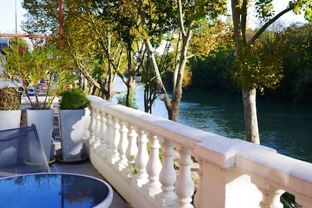 Magnifique appartement sur les bords de Marne