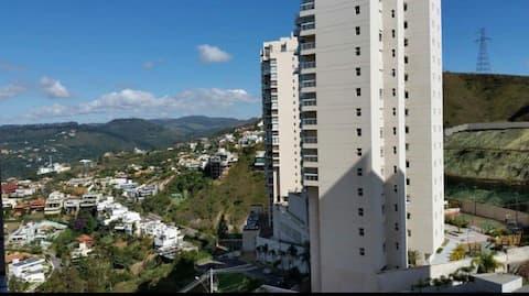 View at the best of Vila da Serra! Near everything!!!