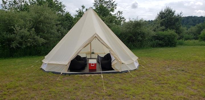 Furnished Yurt