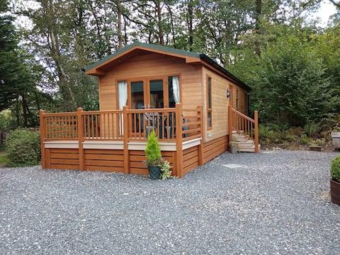 Lodge 18 en Crake Valley Park
