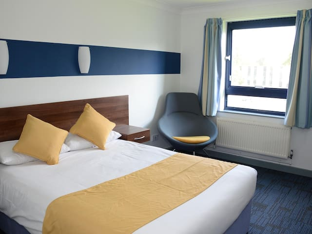 Double Room - Ensuite - Room only