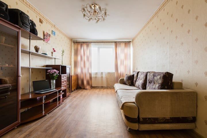 The apartment is on the 7th floor. - Sankt-Peterburg - Appartement