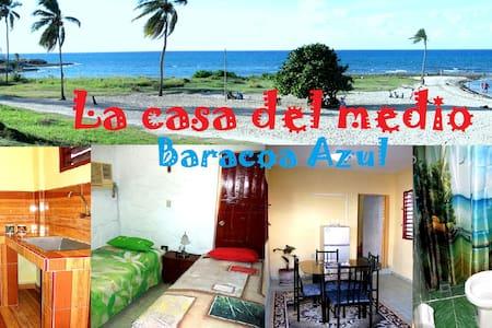La casa del medio - La Habana