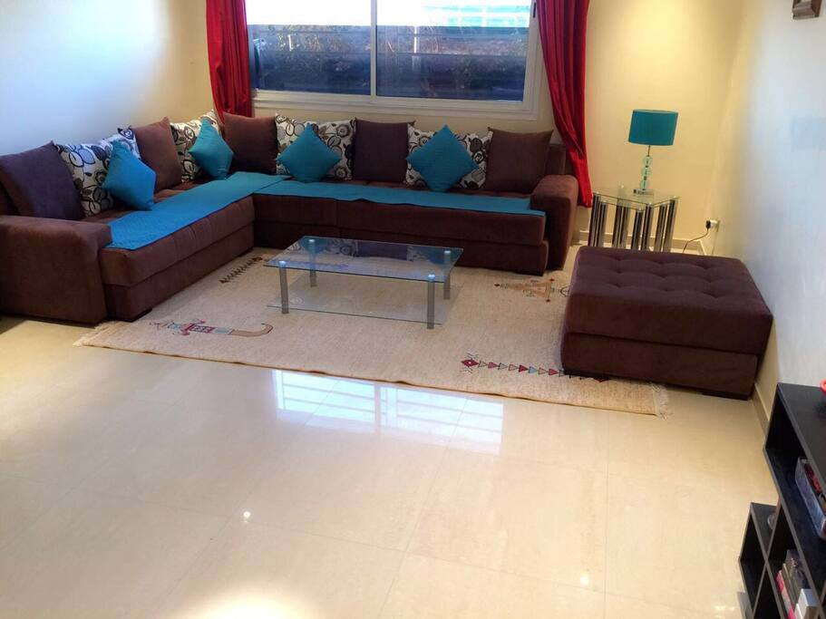 Appartement avec piscine apartments for rent in agadir for Appartement avec piscine marrakech