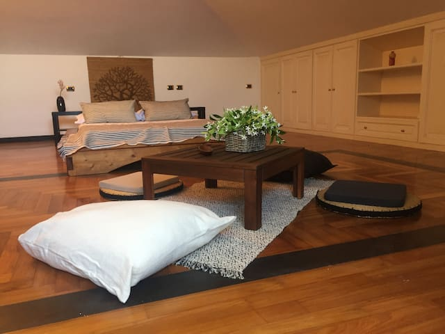 B&B Case Rosse, la suite zen