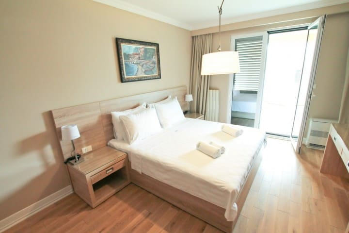 Studio near the Institute Igalo,50 m from the sea - Igalo - Apartament