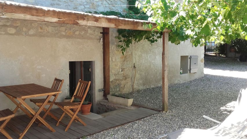 Chez Lucile, petite maison de vacances