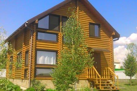Blockhouse in Tripillya, 30km from Kiev