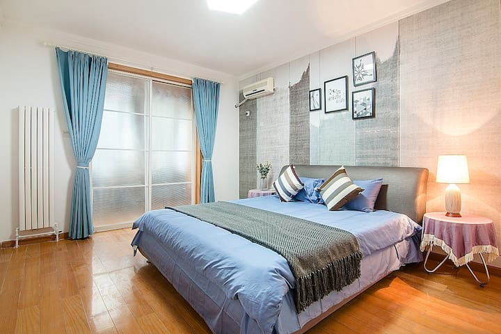 Xi'an LocalsNearthe CityWall Three-romm ancientry - Xian Shi - Apartment