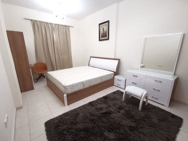1 bed room - Fully furnished - Exclusive cozy plac