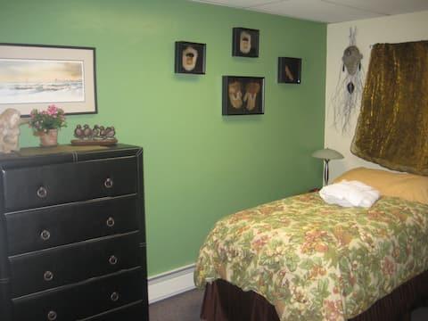 Latitude71 B and B Twin Room D