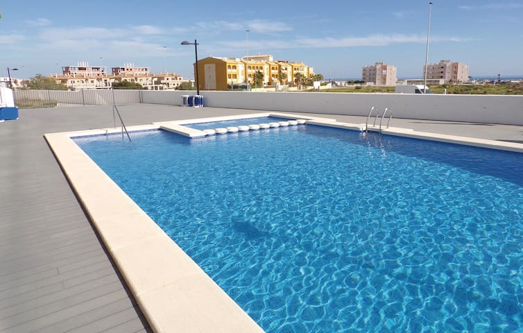 Holiday apartment with 2 bedrooms on 78 m² in Orihuela Costa