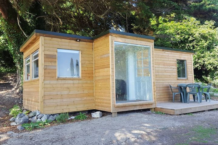 The Potting Shed is a two-room tiny house ready to host you for a short break