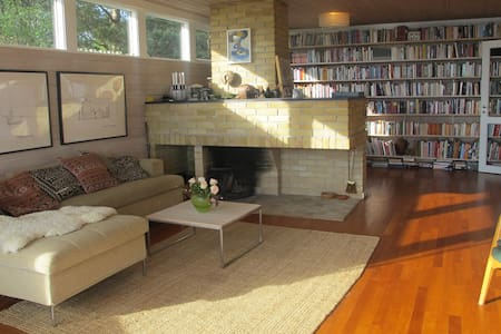4 bedroom architectural gem with spectacular views - Bergen