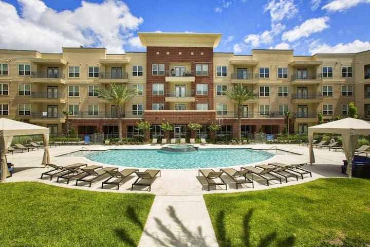 Condo within walking distance to Reliant stadium - Condominiums ...