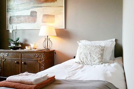 Gezellige en comfortabele kamer 1/2 personen - Barneveld