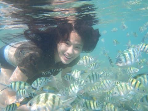Tidung Lagoon Resort Block B Open Ocean View