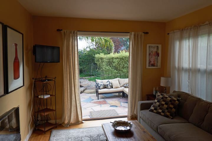 Cozy, quiet two bedroom cottage  in Petaluma - Petaluma