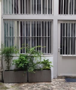 Small Atelier d'Artiste Faubourg Montmartre