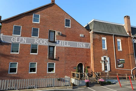 GLEN ROCK MILL INN Euro-Single-Room #7
