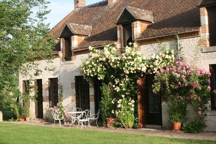 Chambre d'hôtes familiale à proximité de Chambord